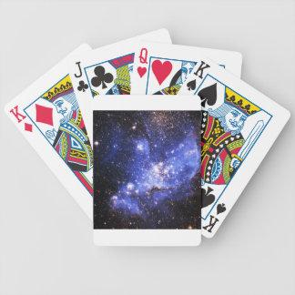 Nubes de Megellanic Baraja Cartas De Poker