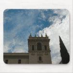 nubes de San Diego Tapetes De Ratones