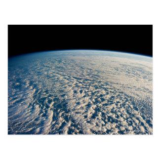 Nubes de Stratocumulus sobre el Océano Pacífico Tarjetas Postales