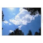 Nubes de Sun Felicitación