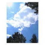 Nubes de Sun Tarjetón