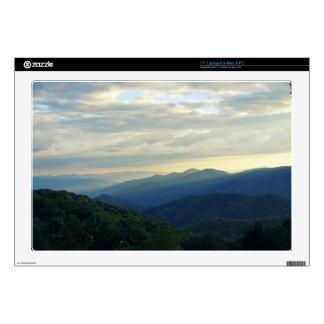 Nubes de Tennessee Portátil Skin