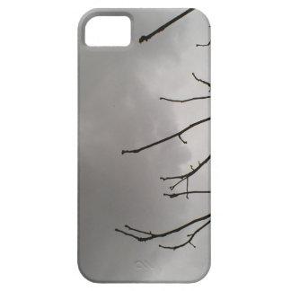 Nubes de tormenta oscuras funda para iPhone SE/5/5s