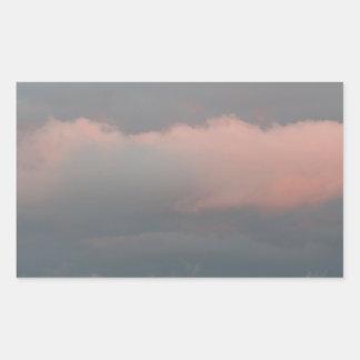 Nubes de tormenta rectangular altavoces