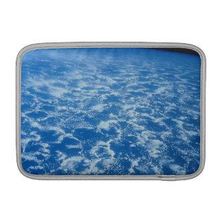 Nubes del espacio fundas para macbook air