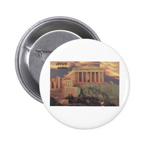 Nubes del Parthenon de Grecia Atenas (St.K) Pin
