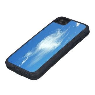 Nubes del verano iPhone 5 carcasa