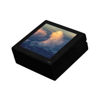 Nubes en el cielo Cloudscape Cajas De Recuerdo
