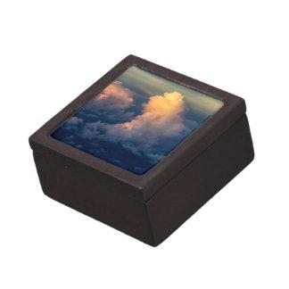 Nubes en el cielo Cloudscape Cajas De Regalo De Calidad