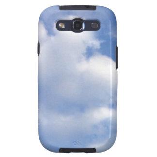 Nubes en el cielo galaxy s3 carcasa