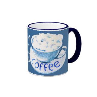 Nubes en mi taza de café