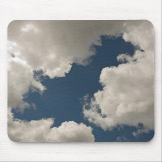 Nubes fabulosas Mousepad