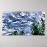 Nubes hermosas posters