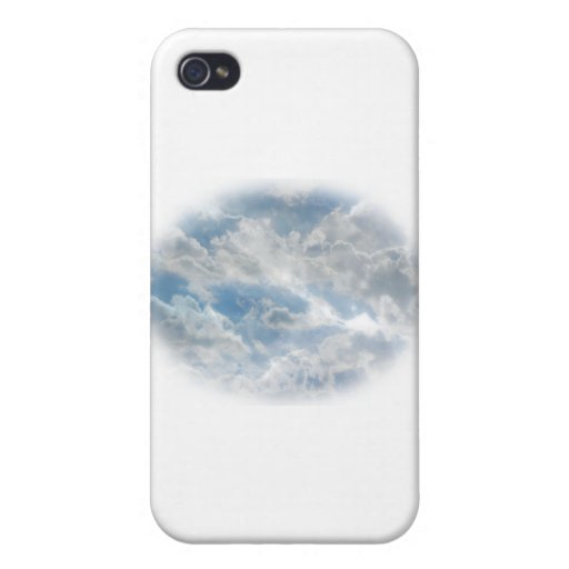 Nubes inspiradas #1 - productos multi iPhone 4 protector