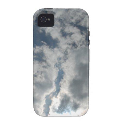 Nubes iPhone 4/4S Carcasa