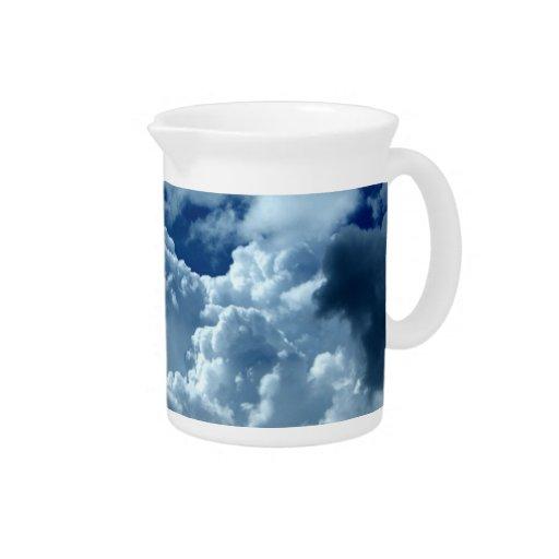 Nubes Jarrón