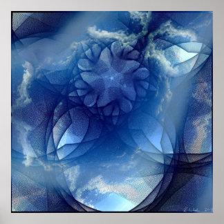 Nubes julio de 2013 poster