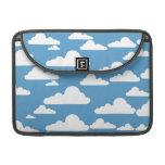 Nubes lindas fundas macbook pro