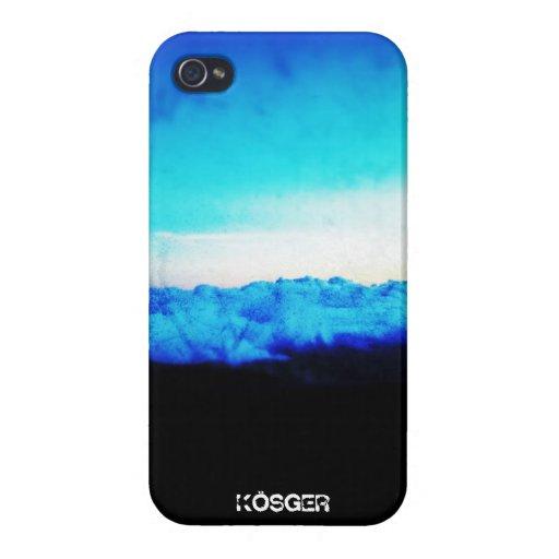 Nubes por Kosger iPhone 4 Protector