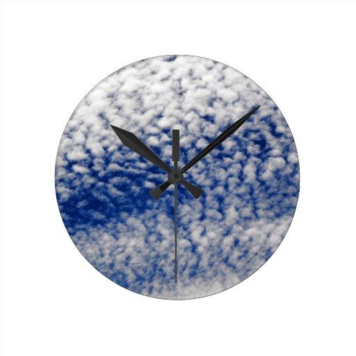 Nubes Reloj