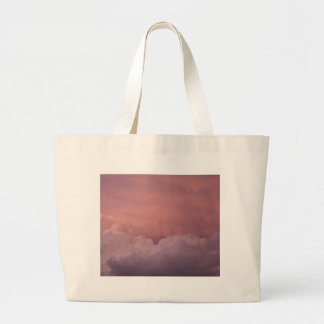 nubes rosadas bolsas