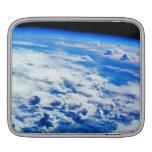 Nubes sobre la tierra manga de iPad