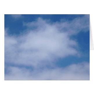 Nubes Felicitación