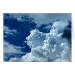 Nubes Tarjeta De Felicitación