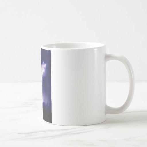 nubes taza de café