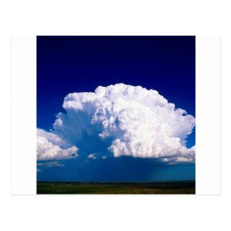 Nubes Thunderhead Sidney Nebraska Tarjetas Postales