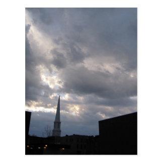 nubes troy tarjetas postales