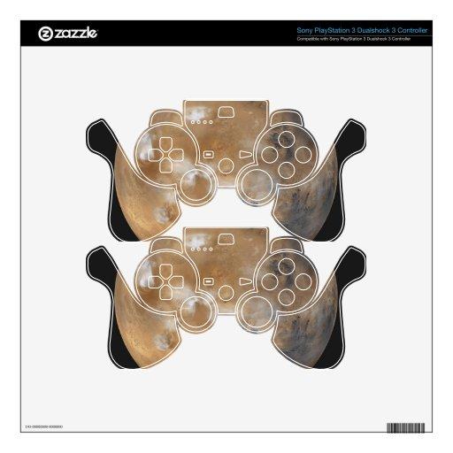 Nubes Wispy de Marte Mando PS3 Skin