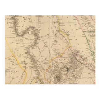 Nubia, Abyssinia 2 Postal