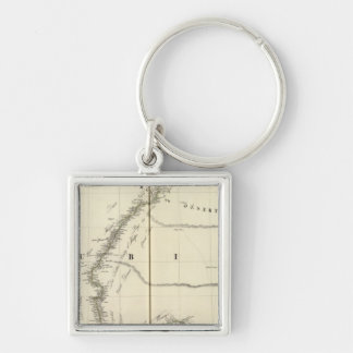 Nubia Africa 18 Key Chain