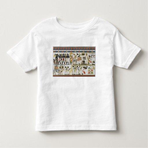 Nubian chiefs bringing presents tshirt