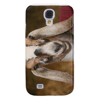 Nubian Dairy Goat Doe White Stripe Caprine Samsung Galaxy S4 Case