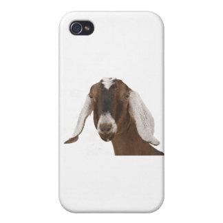 Nubian iPhone 4 Cárcasas