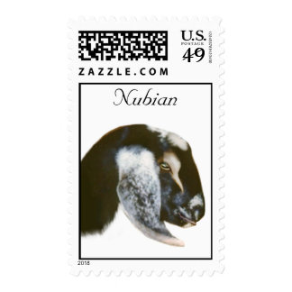 Nubian Goat Postage