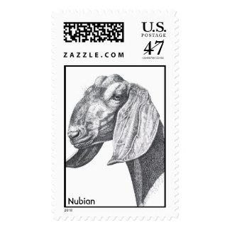 Nubian Head Postage