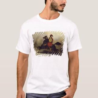 Nubian Horseman at the Gallop T-Shirt