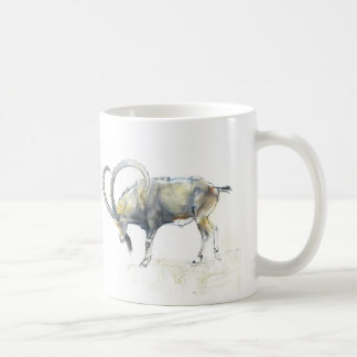 Nubian Ibex 2008 Coffee Mug
