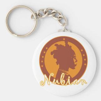 Nubian Keychain