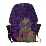 Nubian Princess Messenger Bag