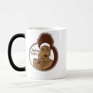 Nubian Sister Magic Mug