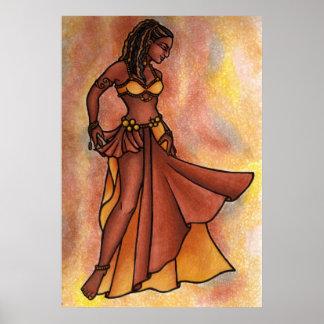 Nubian Sister Poster