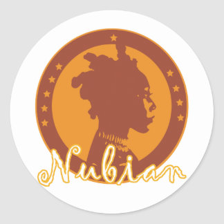 Nubian Sticker