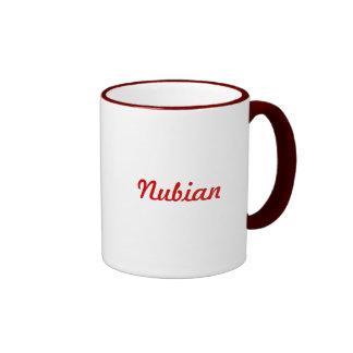 Nubian Taza De Café