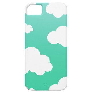 Nublado iPhone 5 Carcasas