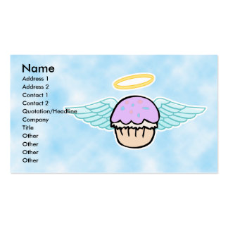 núblese el fondo, ángel de la magdalena ningún tarjetas de visita