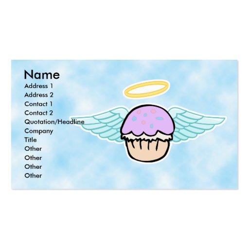 núblese el fondo, ángel de la magdalena ningún tex tarjeta personal